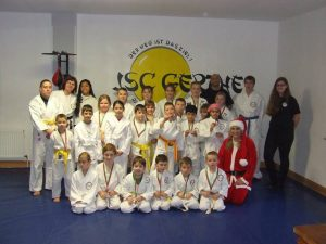 Kinder-Selbstverteidigung Training