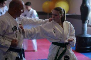 Karate-Training im Dojo